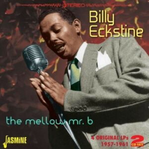 Mellow Mr.B - Billy Eckstine