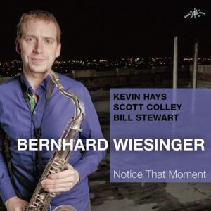 Notice That Moment - Bernhard Wiesinger