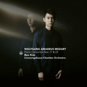 Mozart: Piano Concertos Nos. 17 & 23 - Ben Kim