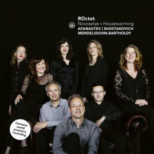 Novoselye, Housewarming - ROctet