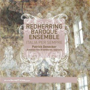 Italia Per Sempre - Redherring Baroque Ensemble