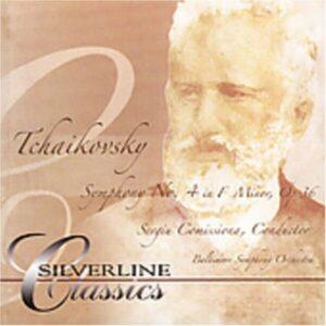 Tchaikovsky: Symphony No.4 - Maurice Abravanel