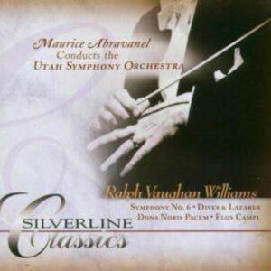 Vaughan Williams: Symphony No.6 - Maurice Abravanel