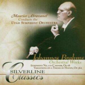 Brahms-Symphony No.1 - Maurice Abravanel