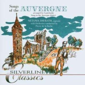 Canteloube: Chants d'Auvergne - Maurice Abravanel