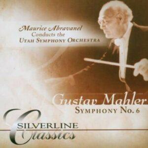 Mahler: Symphony 6 - Maurice Abravanel