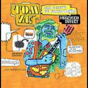 Fabrication Defect - Tom Ze