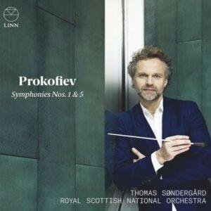 Prokofiev: Symphonies 1 & 5 - Thomas Sonderg