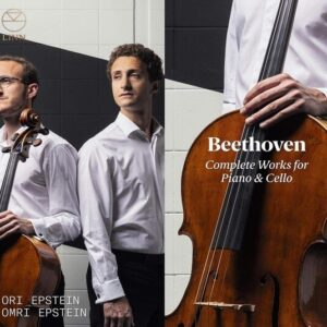 Ludwig Van Beethoven: Complete Works For Piano & Cello - Ori Epstein