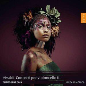 Vivaldi: Concerti Per Violoncello III - Christophe Coin