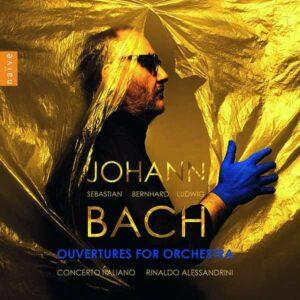 Bach: Orchestral Suites 1-4 - Rinaldo Alessandrini
