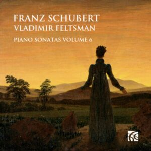 Franz Schubert: Piano Sonatas Volume 6 - Vladimir Feltsman