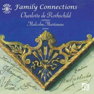 Family Connections - Charlotte de Rothschild