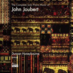 Complete Solo Piano Music Of John Joubert - Duncan Honeybourne