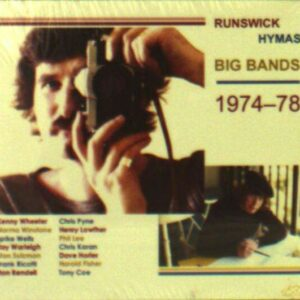 Big Bands 1974-78 - Daryl Runswick & Tony Hymas