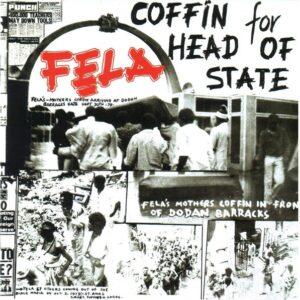 Coffin For Head Of State (Vinyl) - Fela Kuti