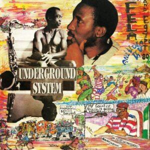 Underground System (Vinyl) - Fela Kuti