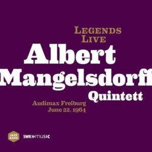 Live Recording Freiburg 1964 - Albert Mangelsdorff Quintett