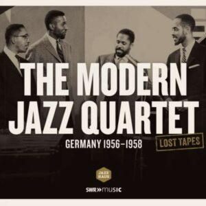 Studio Recordings 1956-58 - The Modern Jazz Quartet