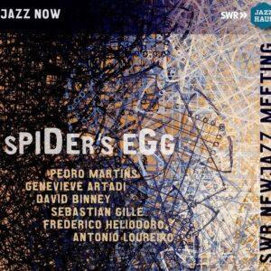 Spider's Egg - Pedro Martins