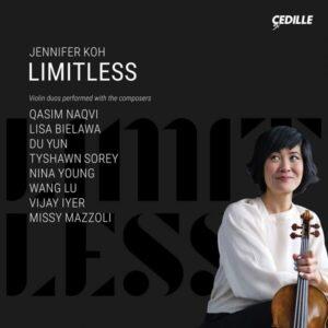 Limitless - Jennifer Koh