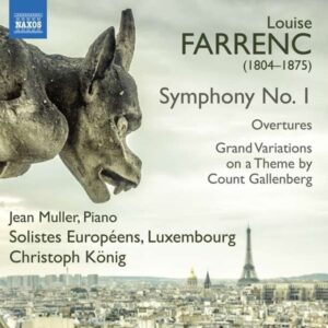 Louise Farrenc: Symphony No. 1 - Jean Muller