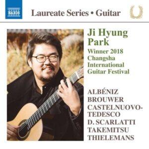 Guitar Laureate Recital - Ji Hyung Park