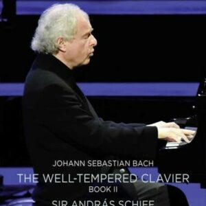 Bach: The Well-Tempered Clavier II - Andras Schiff