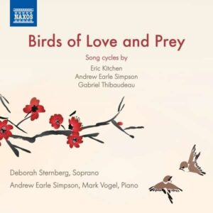 Birds Of Love And Prey - Deborah Sternberg