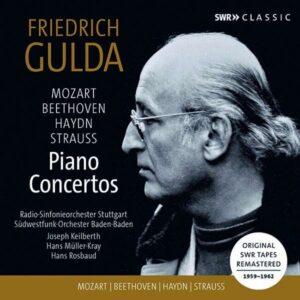 Piano Concertos - Friedrich Gulda