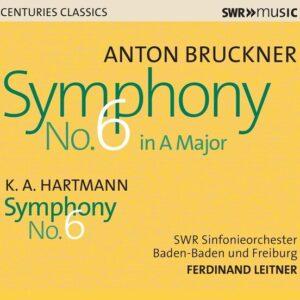 Bruckner / Hartmann: Symphony No. 6 - Ferdinand Leitner