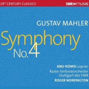 Gustav Mahler: Symphony No. 4 - Roger Norrington