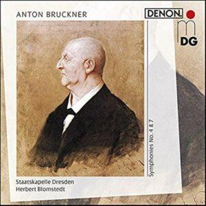 Bruckner: Symphonies Nos.4 & - Herbert Blomstedt