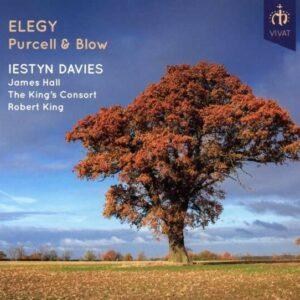 John Blow / Henry Purcell: Elegy - Iestyn Davies & James Hall