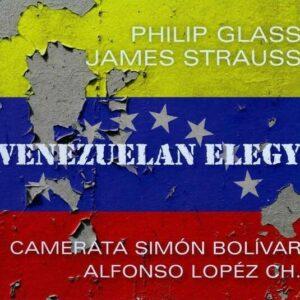 Philip Glass / James Strauss: Venezuelan Elegy - James Strauss