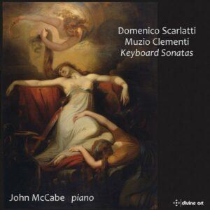 Muzio Clementi / Domenico Scarlatti: Keyboard Sonatas - John Mccabe