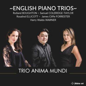 English Piano Trios - Trio Anima Mundi