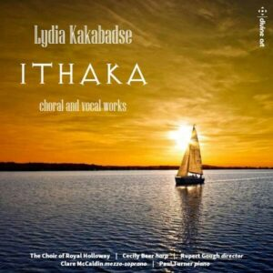 Lydia Kakabadse: Ithaka - Clare McCaldin