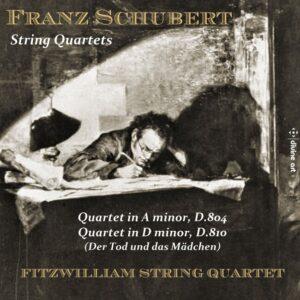 Franz Schubert: String Quartets Nos.13 & 14 - Fitzwilliam String Quartet