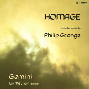 Philip Grange: Homage - Gemini