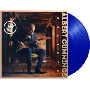 Believe (Vinyl) - Albert Cummings