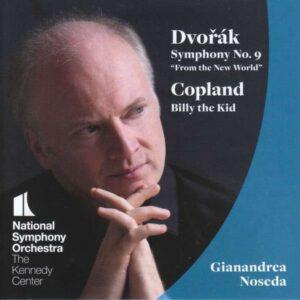 Dvorak: Symphony No. 9 /  Copland: Billy the Kid-Suite - Gianandrea Noseda