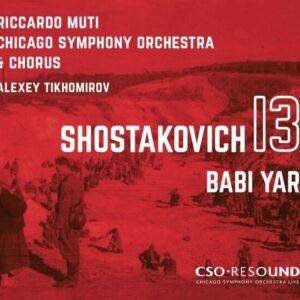 Shostakovich: Symphony No. 13 'Babi Yar' - Riccardo Muti