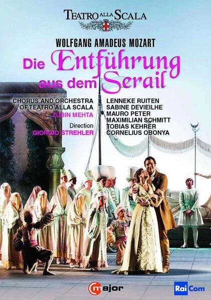 Mozart: Die Entfuhrung Aus Dem Serail - Sabine Devieilhe