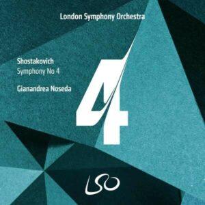 Shostakovich: Symphony No. 4 - Gianandrea Noseda