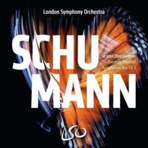Schumann: Symphonies Nos 1 & 3 - John Eliot Gardiner