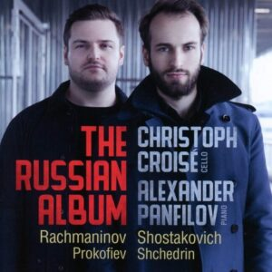 The Russian Album - Christoph Croise