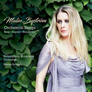 Orchestral Songs - Malin Byström