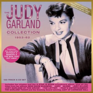 The Judy Garland Collection 1953-62 (Special Gold Disc with Gold Slipcase)