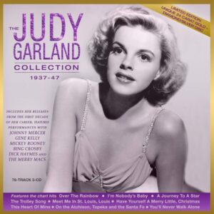 The Judy Garland Collection 1937-47 (Special Gold Disc with Gold Slipcase)